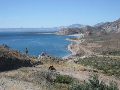 GypsyRider's Baja 2007 Pics