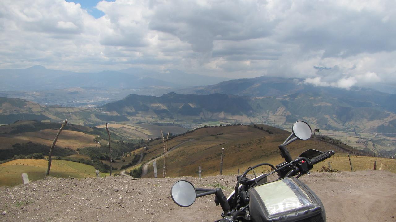 HIgh Andes, Deep Amazon Tour September 2015