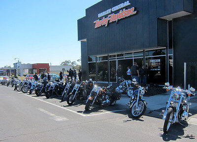 H.O.G. Ride Pictures