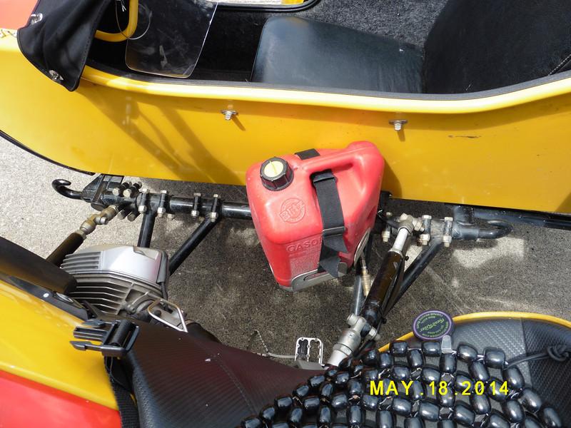 In-board Fuel