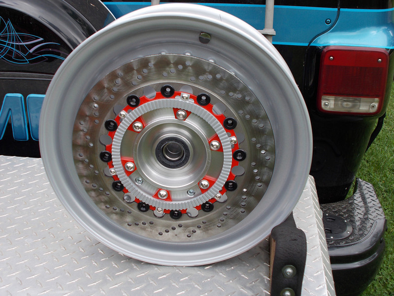 Stroker Wheel - Left