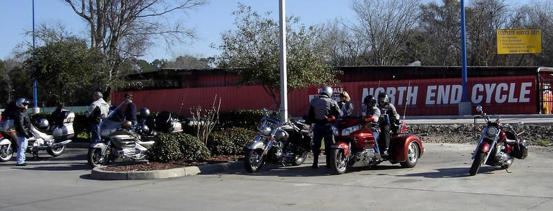 Ride to Florida Jan 2008
