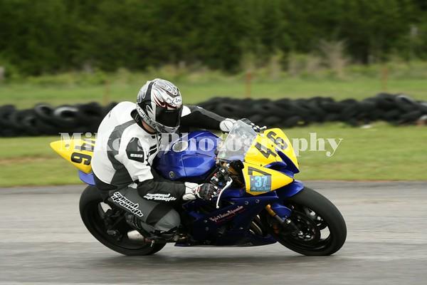 Hallett Motorcycle Track Day