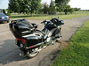 2002 BMW K1200LTC with 48,000 miles will be the tug for this project