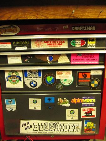 Bigass sticker collection