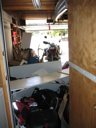 Garage fiasco