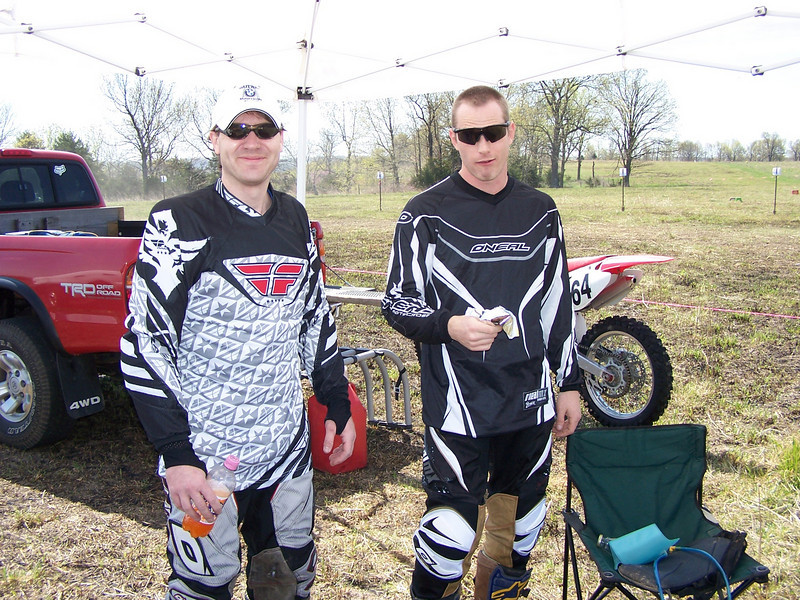 Jeff Stientjes and Damian Moheney