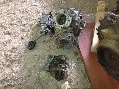 Harley Davidson Knucklehead Engine 1946