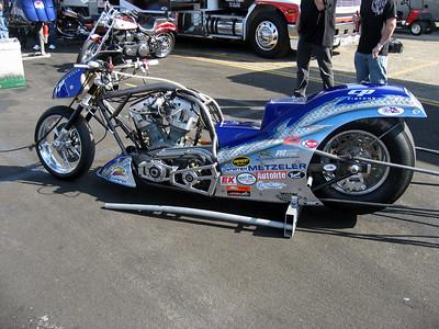 Harley Drag Races 11/10/07