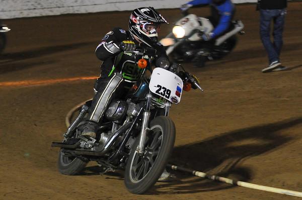 Harley's @ Costa Mesa Speedway 8-16-2013