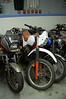 Moto Guzzi V65 TT.  Enduro bike.  1 of 24  brought to the USA.  Now 1 of 19 left.