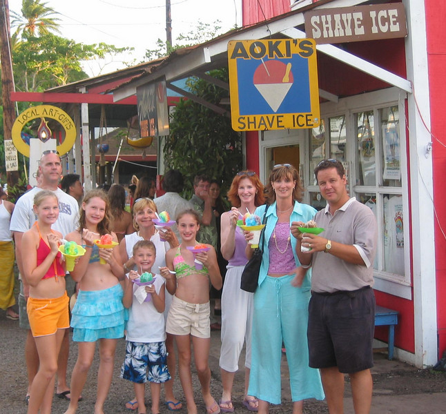 """Our Hawaian Family enjoying Shave Ice Ride Report here <a href=""""http://www.advrider.com/forums/showthread.php?t=217718&pp=15"""">http://www.advrider.com/forums/showthread.php?t=217718&pp=15</a>"""