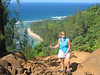 "Kalalau trail stretches 12 miles along rugged Na Pali, while Hanakapiai Trail tracks along the first 4 miles of the Kalalau trail ending at Hanakapiai Beach. Ride Report here <a href=""http://www.advrider.com/forums/showthread.php?t=217718&pp=15"">http://www.advrider.com/forums/showthread.php?t=217718&pp=15</a>"