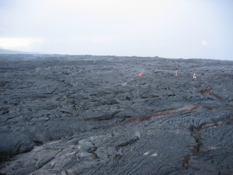 """At dusk, our first lava sighting. Volcanoes National Park Ride Report here <a href=""""http://www.advrider.com/forums/showthread.php?t=217718&pp=15"""">http://www.advrider.com/forums/showthread.php?t=217718&pp=15</a>"""