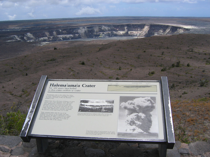 """Halemaumau Crater, Volcanoes National Park Ride Report here <a href=""""http://www.advrider.com/forums/showthread.php?t=217718&pp=15"""">http://www.advrider.com/forums/showthread.php?t=217718&pp=15</a>"""