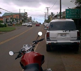 Hawi Town. On to Pololu Valley!