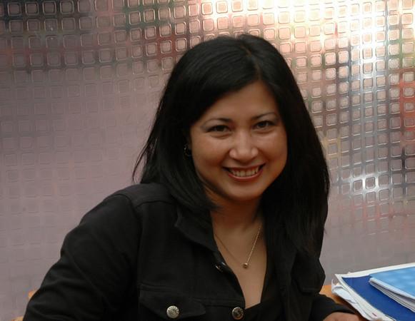 Karina, C.J. maestra.
