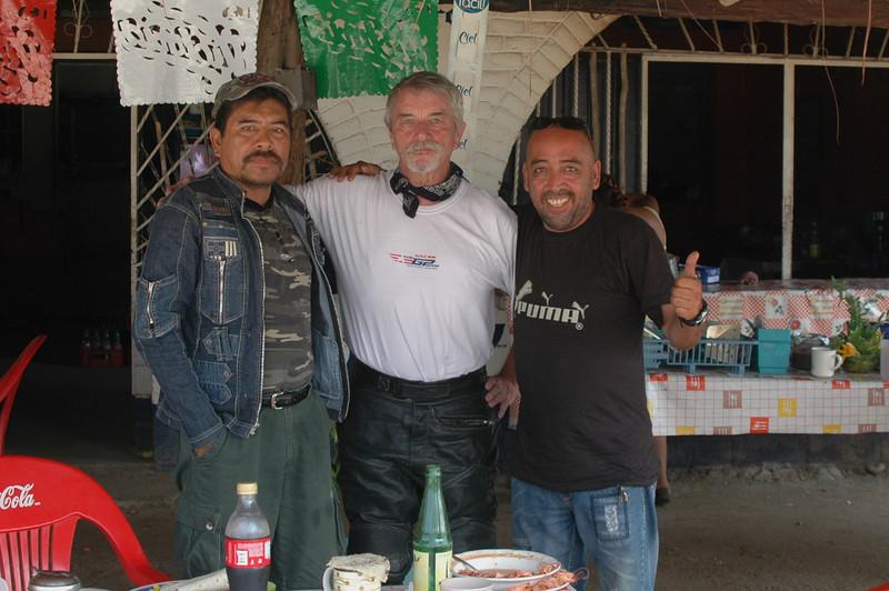 Martin, Gary & Eleuterio