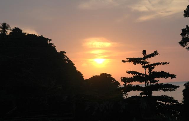 Sunset, Panama