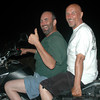 Motorcycle safety instructors, Panama