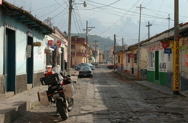 Heading South Until The Road Ends, Mexico & Central America
