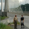 CJ & Ron, Panama Canal