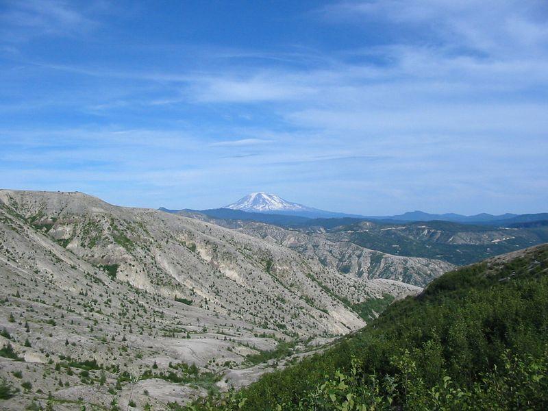 Mt Saint Helen's
