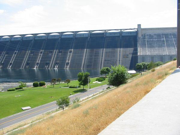 Grand Coulee Dam WA.