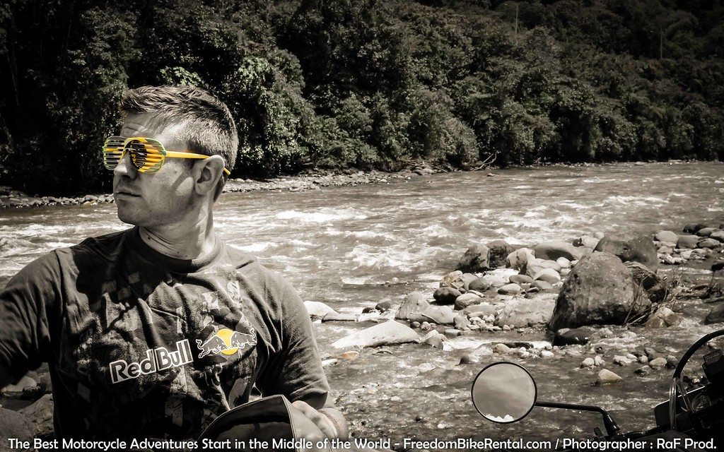 """High Andes Deep Amazon """"Mustache""""Tour October 2014"""