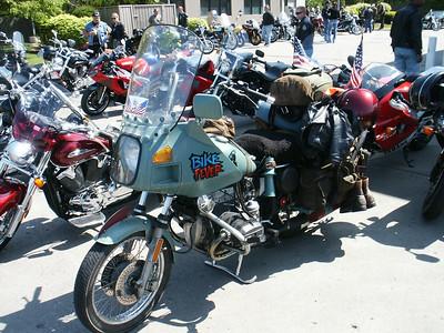 Rat bike'