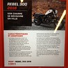 Honda Rebel 300 CC
