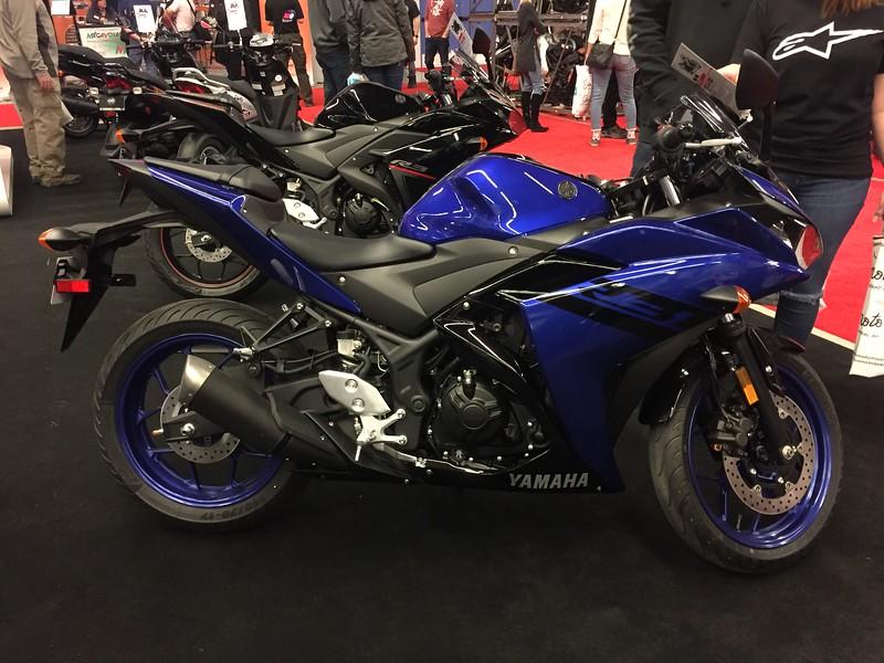 Yamaha 300 CC