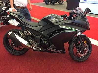 Ninja 300 CC Black