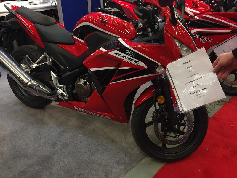 Honda CBR 300 RH