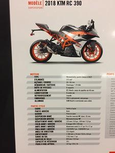 KTM RC 390 cc