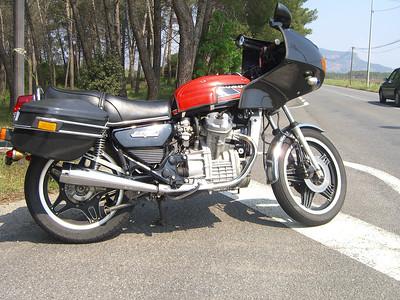 Honda CX 400