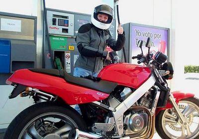 Honda HawkGT - Sold