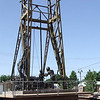 Monument to oil workers in Artesia, NM.