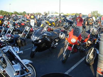 Hooters Bike Show - New Castle DE - 5-20-09