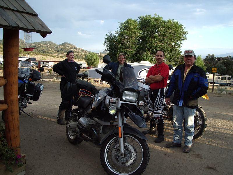 Buena Vista KOA<br /> Erin, Anna, Armando, Joaquin