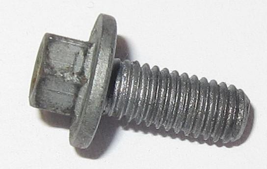 5mm x 12mm Euro flange bolt