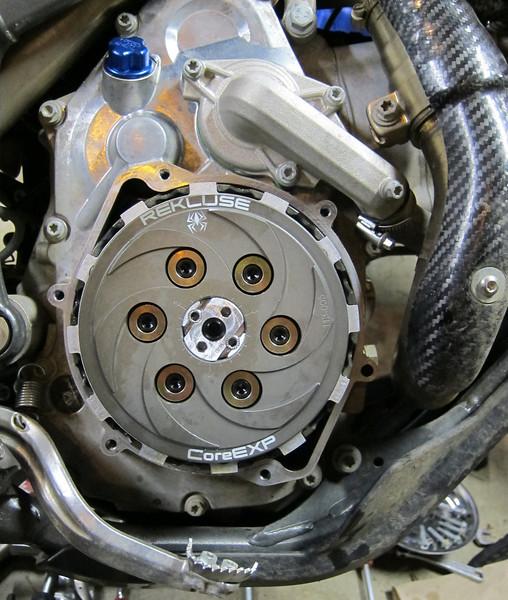Rekluse Core EXP auto-clutch