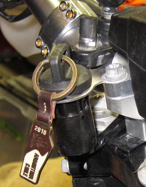 Husaberg Key Switch