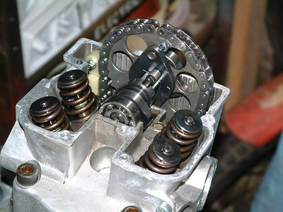 2002_10_12 Engine Tune / Race Bike Build Part 1