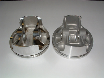 2003_01_23 Engine Tune / Race Bike Build Part 3 (Piston)