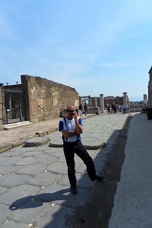 I Duchi a Pompei