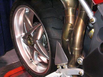F4 rear detail