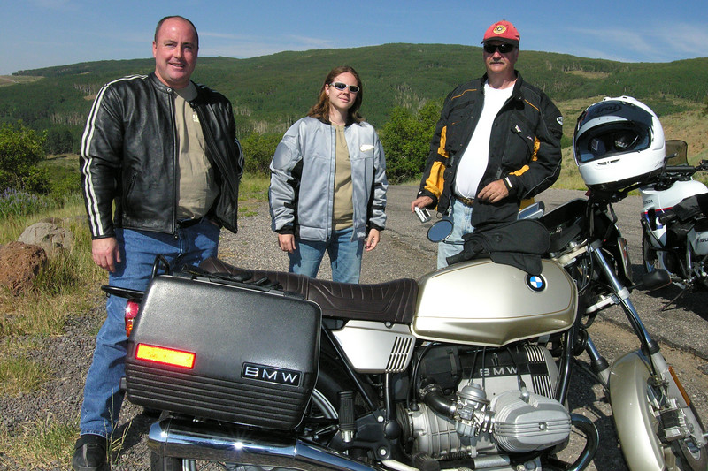 Michael, Shannon, & Mark