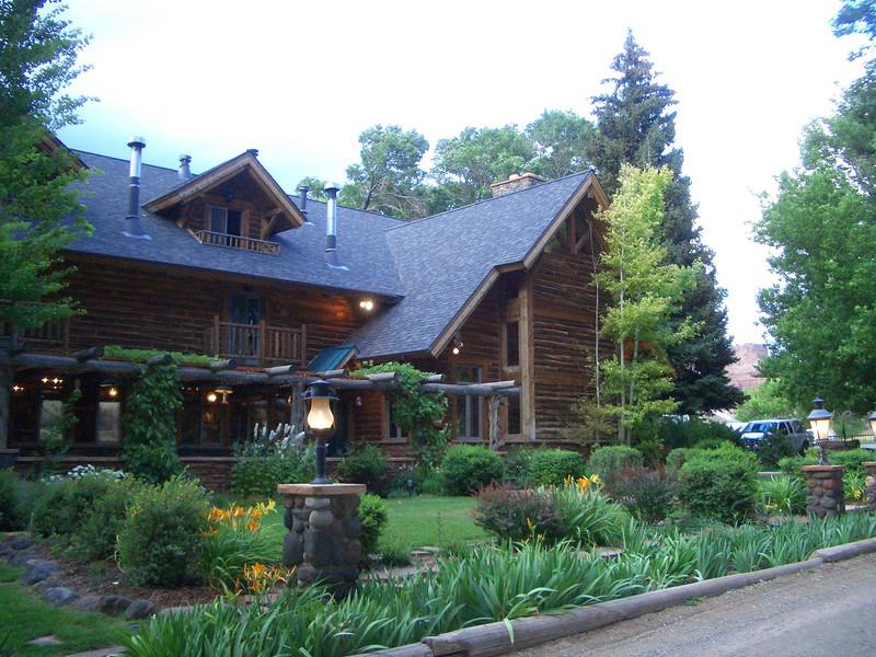 The Inn at Red River Ranch<br /> Teasdale, Utah