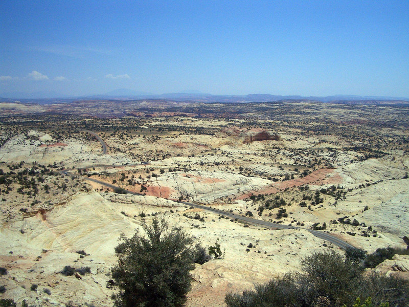The road to Escalante.